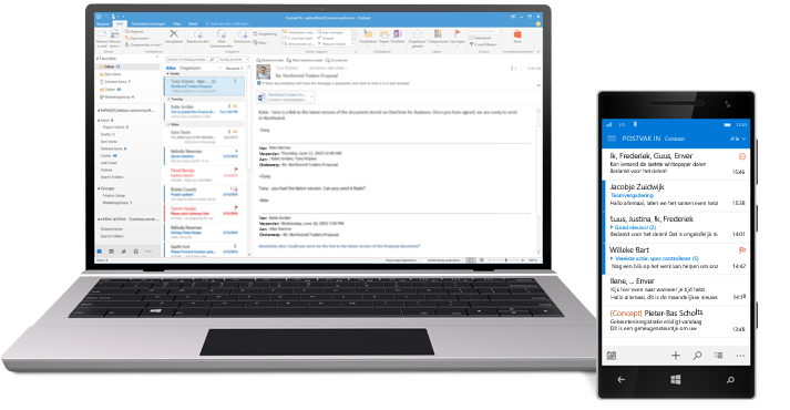 Microsoft Office 365 - Exchange Email