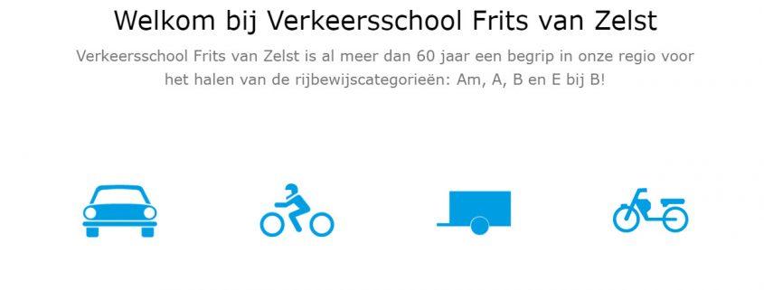 Verkeersschool Frits van Zelst
